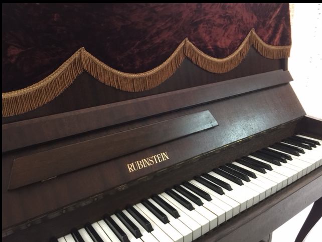 Dan Piano Co Ba Lan - Rubinstein
